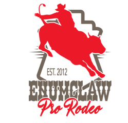 Enumclaw Pro Rodeo registration logo