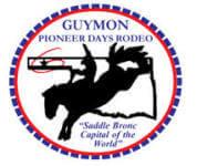 Guymon Pioneer Days Rodeo registration logo