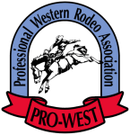 Keianna Miss Pro West Rodeo Queen Coronation registration logo
