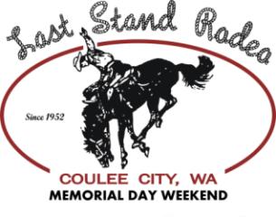 Last Stand Rodeo Fundraiser Dinner registration logo