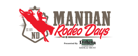 Mandan Rodeo Days Celebration registration logo