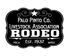 Mineral Wells PRCA Rodeo- May 13-15 registration logo