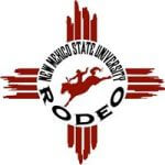 New Mexico State University Spring Rodeo registration logo
