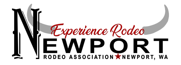 Newport Rough Stock Rodeo registration logo