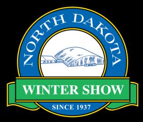 North Dakota Winter Show registration logo