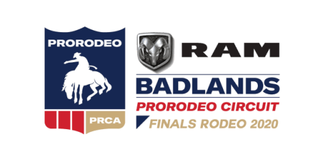 PRCA Badlands Circuit Finals registration logo