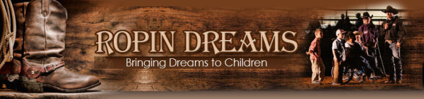 Ropin Dreams PRCA Rodeo registration logo