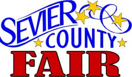 Sevier County Rodeo registration logo