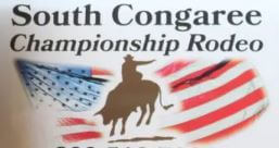 South Congaree Championship Rodeo registration logo