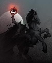 Stall Rentals for Headless Horseman ND registration logo