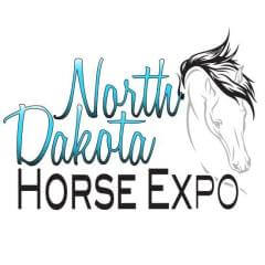 The North Dakota Horse Expo & Gladius Show registration logo