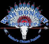 War Bonnet Roundup registration logo