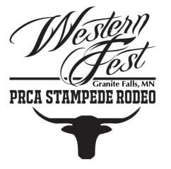 Western Fest PRCA Stampede registration logo