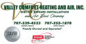 Valley Comfort Heating and Air, Inc. logo