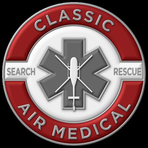 Classic Air Medical logo