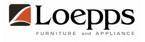 Loepps Furniture & Appliance logo