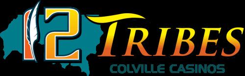 12 Tribes Colville Casinos logo