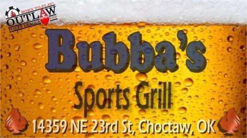 Bubba's Sports Grill logo