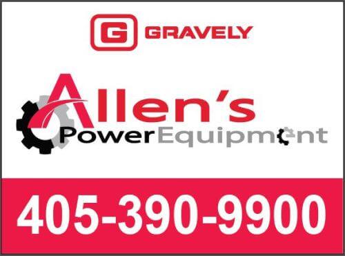 Allen's Power Equiptment logo