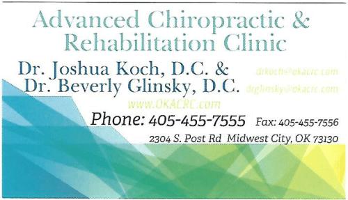Advanced Chiropractic logo