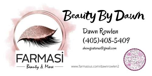 Beauty By Dawn logo