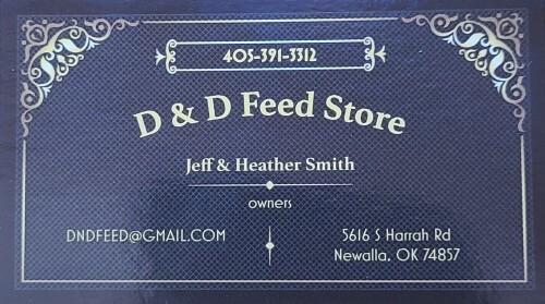 D&D Feed logo