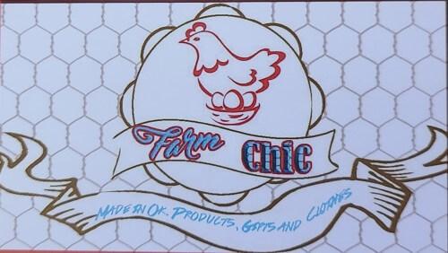 Farm Chick logo