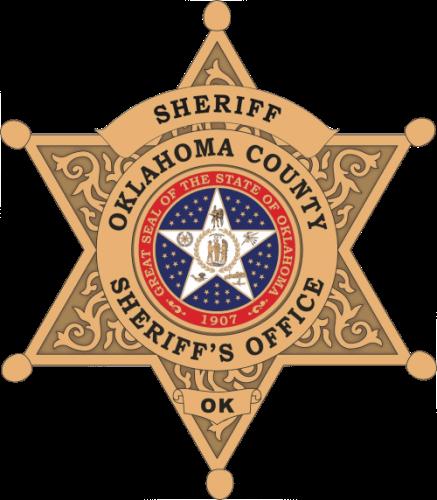 Oklahoma County Mounted Patrol logo