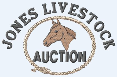 Jones Livestock Auction logo