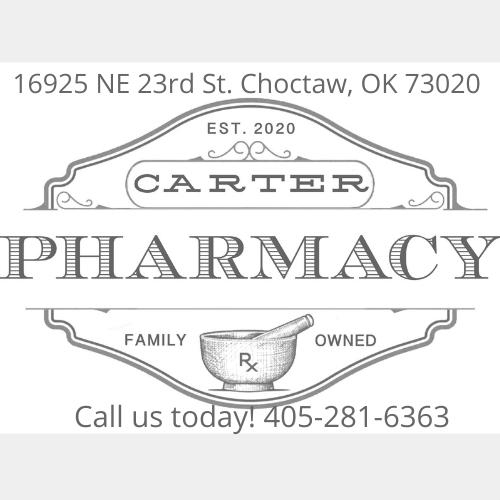 Carter Pharmacy logo