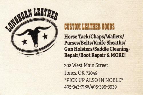Longhorn Leather logo