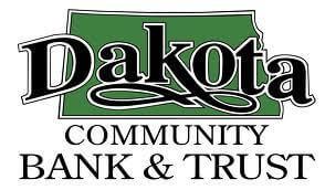 Dakota Community Bank & Trust logo