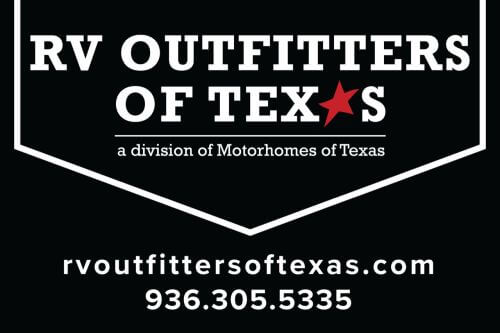 RV OUTFITTERS OF TEXAS logo