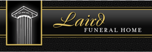 Laird Funeral Home logo