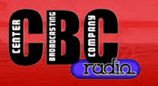 Center Broadcasting Company Inc. logo
