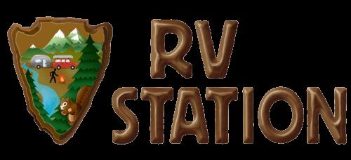 RV Station logo