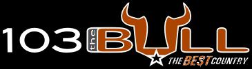 KJCS- 103TheBull logo