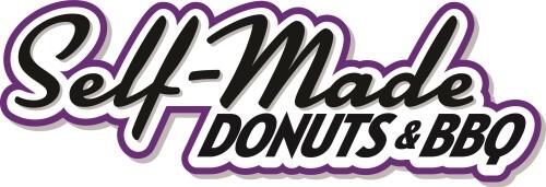SELF-MADE DONUTS & BBQ logo