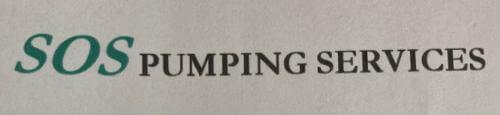 SOS Pumping Services logo