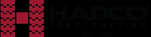 Hadco Construction logo