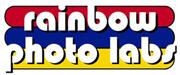 Rainbow Photo Labs logo