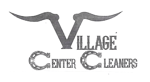 Village Center Cleaners logo