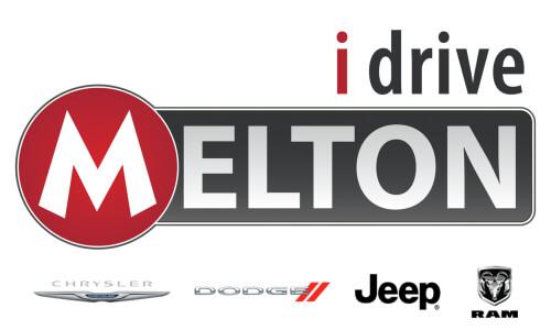 iDrive Meltons-Gold Buckle Sponsor logo