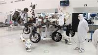 Mars 2020 build