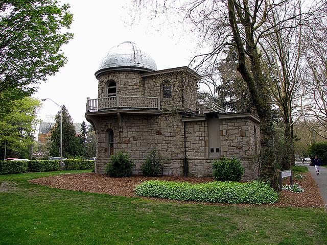 Theodor jacobsen observatory