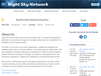 Night sky network