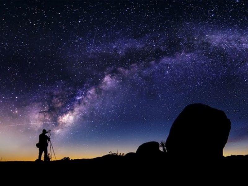 Default event astrophotography