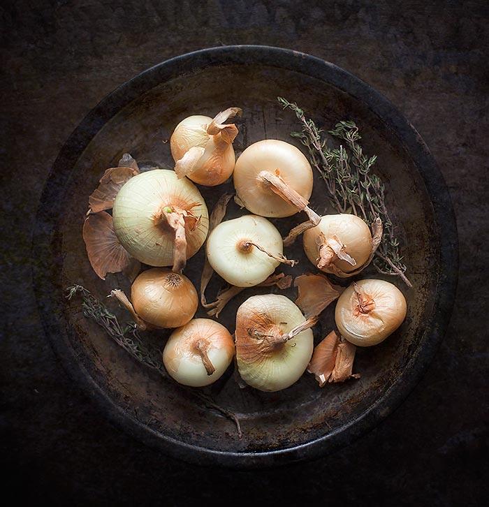 Braised Balsamic Cipollini Onions from Soupaddict.com