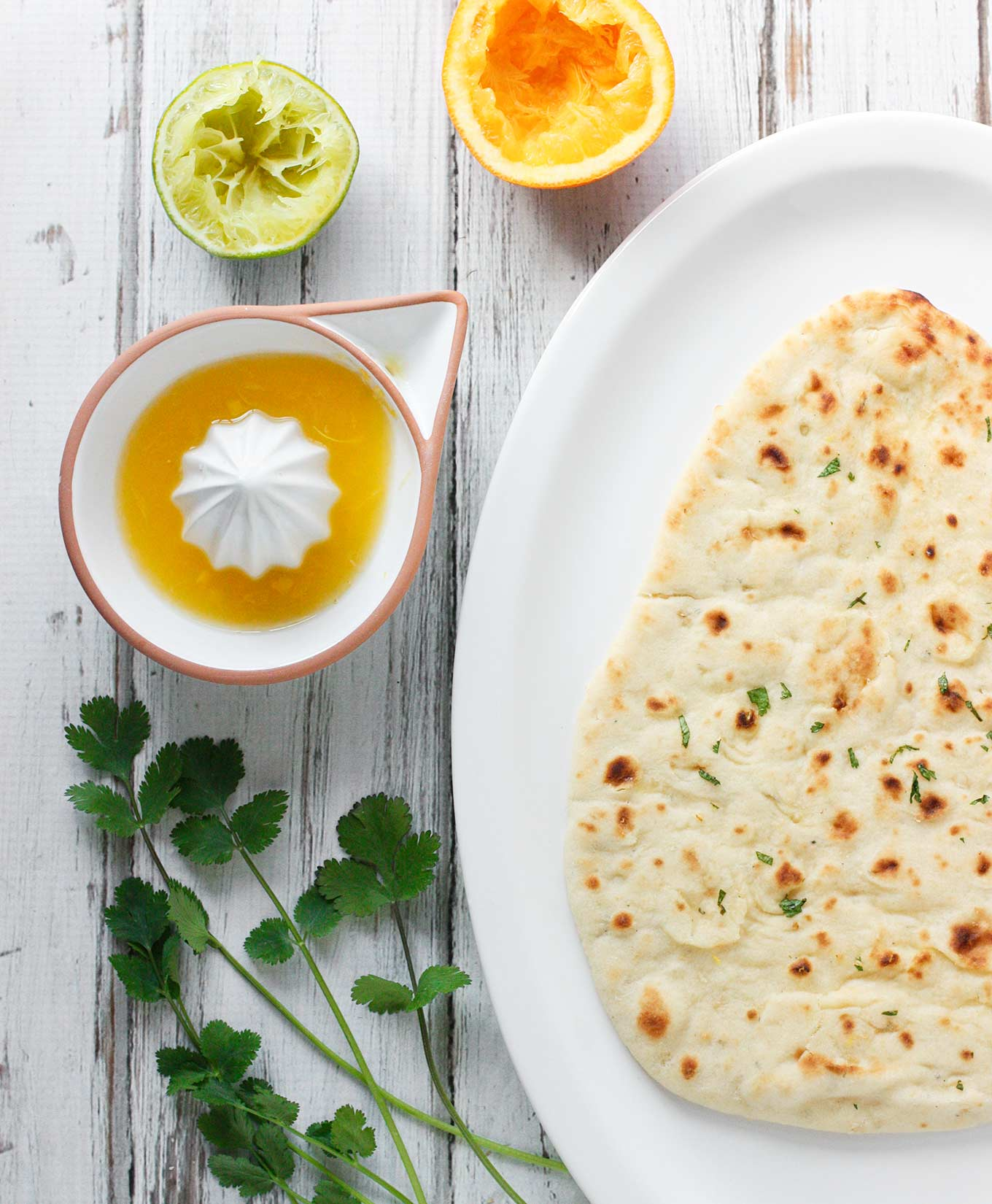 Grilled Chicken Salsa Flatbreads from SoupAddict.com