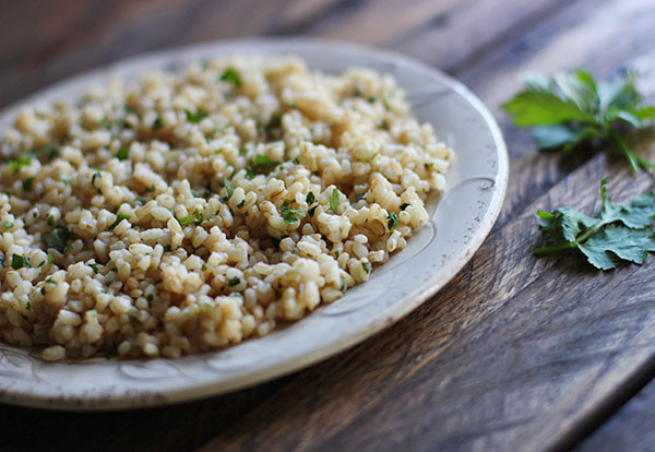 How to Make the Best Brown Rice from @SoupAddict